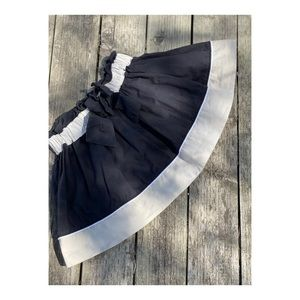 3/$25 Paper bag Flare Twirl Skirt 18M Cotton Bow